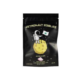 Astros Gummy Stars – Pink Lemonade
