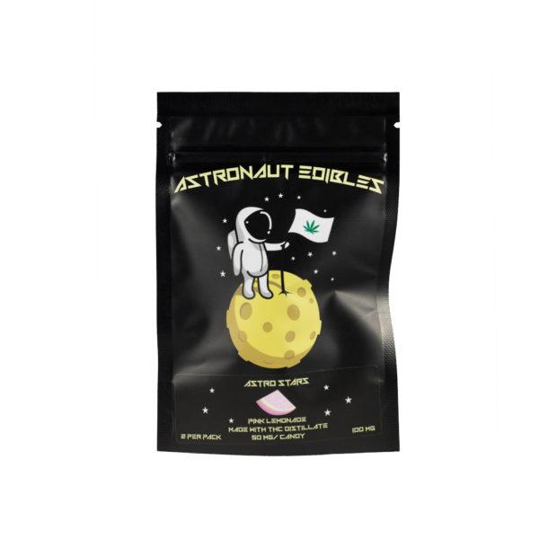 Pink Lemonade flavoured weed gummies online
