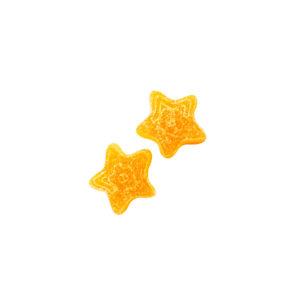 Astros Gummy Stars – Sour Peach