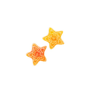 Astros Gummy Stars – Strawberry Banana