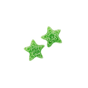Astros Gummy Stars – Strawberry Kiwi