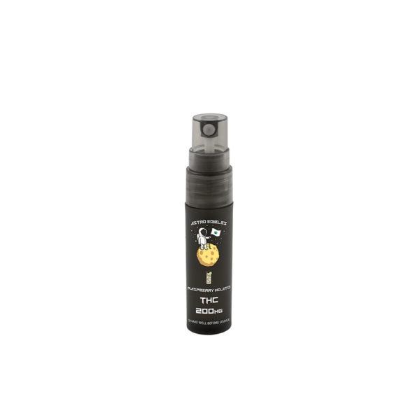 Raspberry Mojito Oral Weed Spray