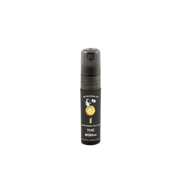 Raspberry Mojito THC Oral Spray