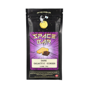 Astro Space Bar 150MG Dark Galactic Ginger