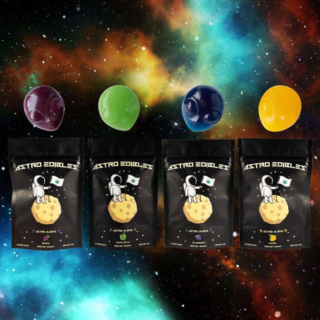 Astro Aliens
