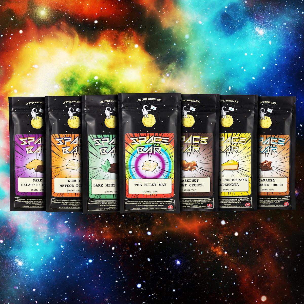 Astro Bars Cannabis Chocolates for Canada