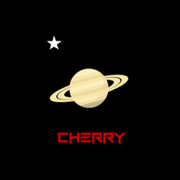 Astro Edibles flavoured weed candies in Canada cherry 01
