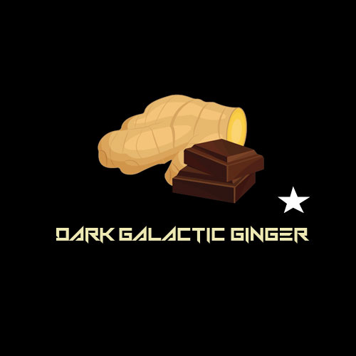 Astro Edibles weed chocolate bars in Canada dark ginger 01