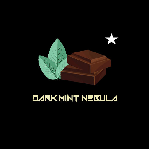 Astro Edibles weed chocolate bars in Canada dark mint 01