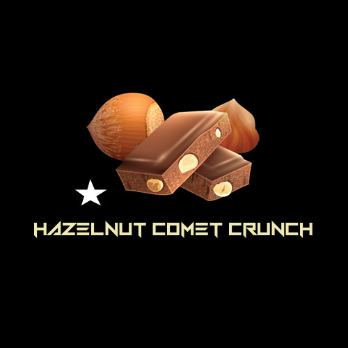 Astro Edibles weed chocolate bars in Canada hazelnut crunch 01