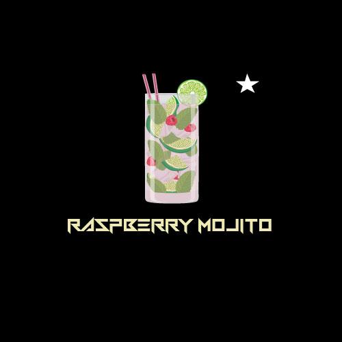 Astro Edibles weed oral spray in Canada raspberry mojito 01