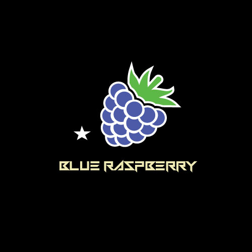 Astro edibles cannabis weed drink syrup blue raspberry 01