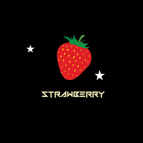 Astro edibles cannabis weed gummies Canada Strawberry 01