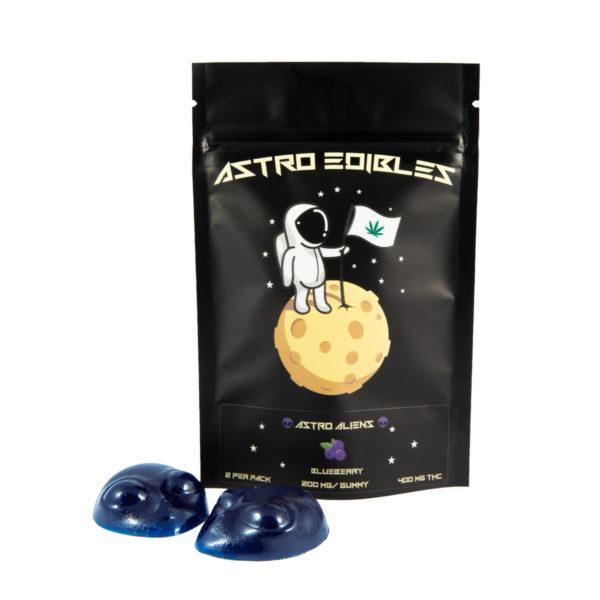 Blueberry Aliens 2