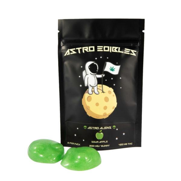 Sour Apple Aliens 2