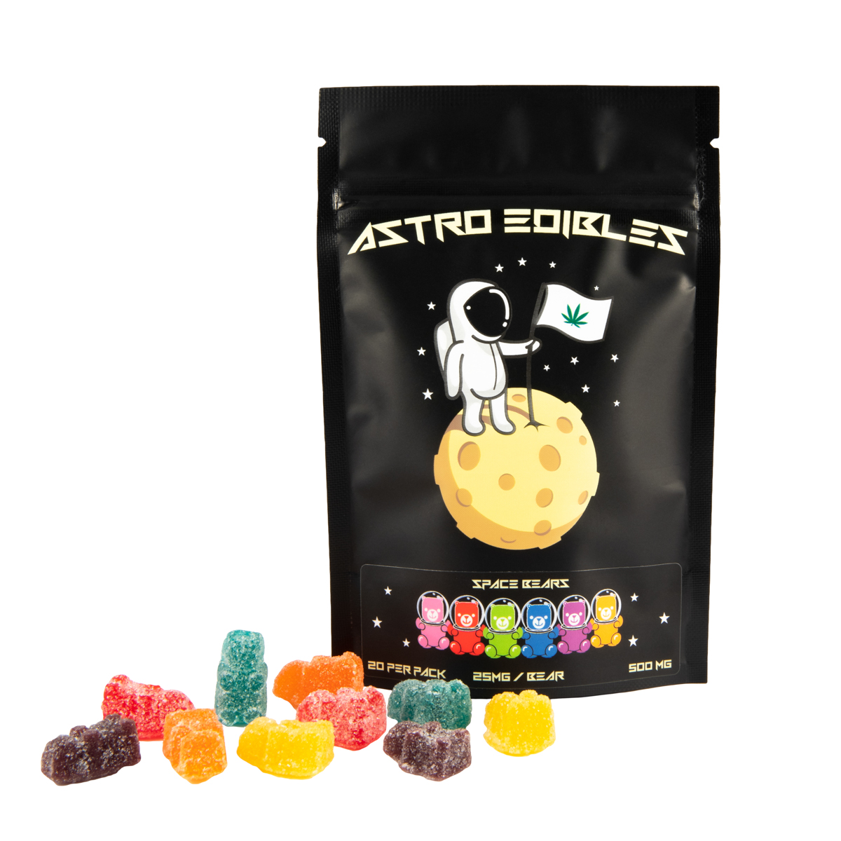 Astro Edibles Cannabis Candies and Chocolates For Canada