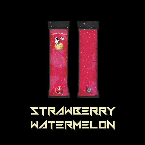Astro edibles cannabis weed freezie strawberry watermelon 02