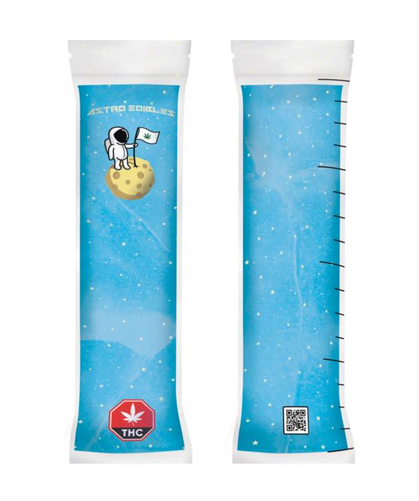 astroEdibles freezie Blue 1